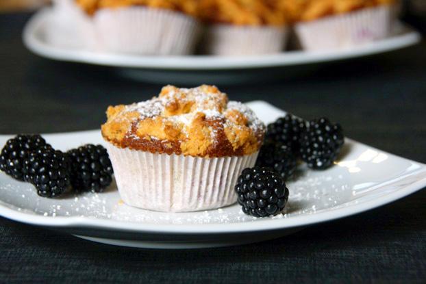 großen muffin backen