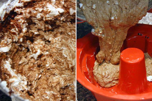 Schokolade Guglhupf Nur Mit Eiklar Vanillakitchen