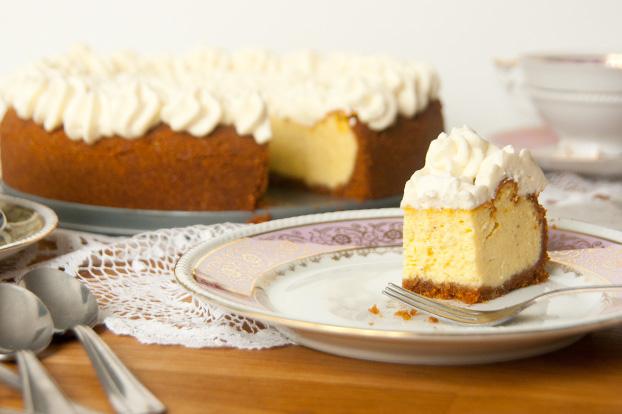 Eierlikör-Cheesecake
